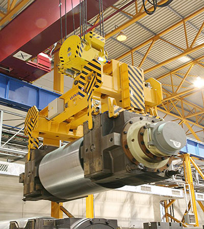 Mill Roll Tong Image